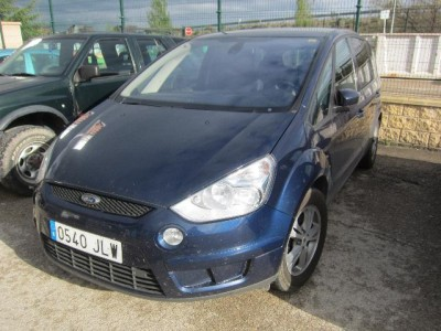 Ford S-Max, Cuenca