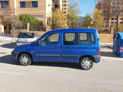Citroen Berlingo 1.9d, Cuenca