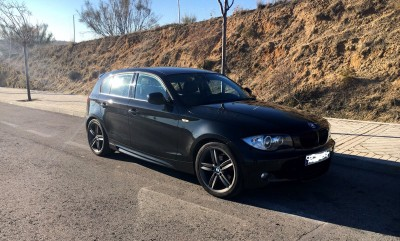Bmw 116D M pack, Rozas de Madrid, Las