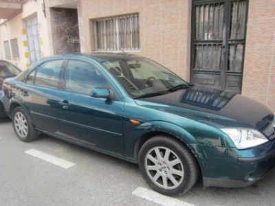 Ford Mondeo, Cuenca